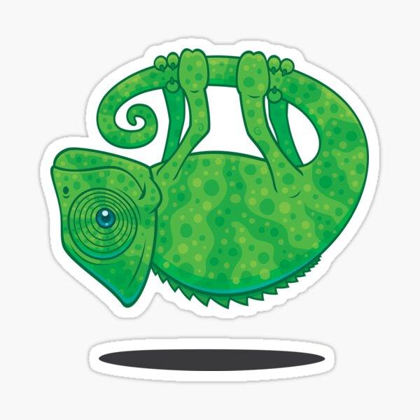 Magical Chameleon Sticker