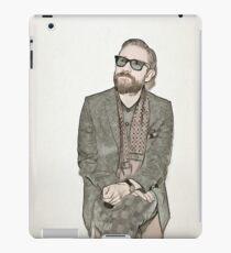 Hobbit Hipster iPad Case/Skin