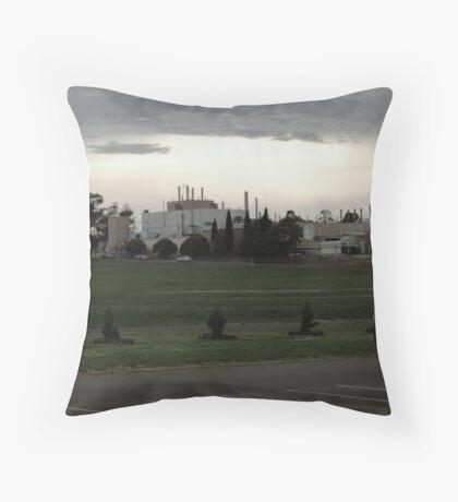Post-war v.3 Throw Pillow