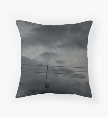 Post-war v.5 Throw Pillow