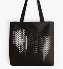 """"""" Vibration #01 """" by Gilles Cueille Tote bag"""