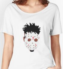 "21 Savage ""Issa Mask""  Women's Relaxed Fit T-Shirt"
