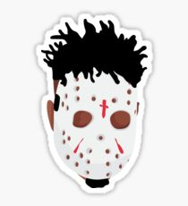 "21 Savage ""Issa Mask""  Sticker"