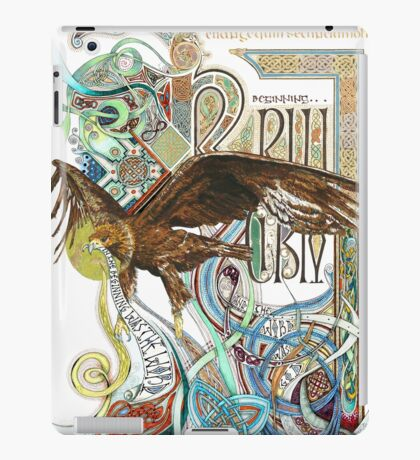 The Beginning iPad Case/Skin