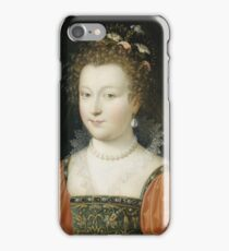 Portrait Of A Woman , 1574 iPhone Case/Skin