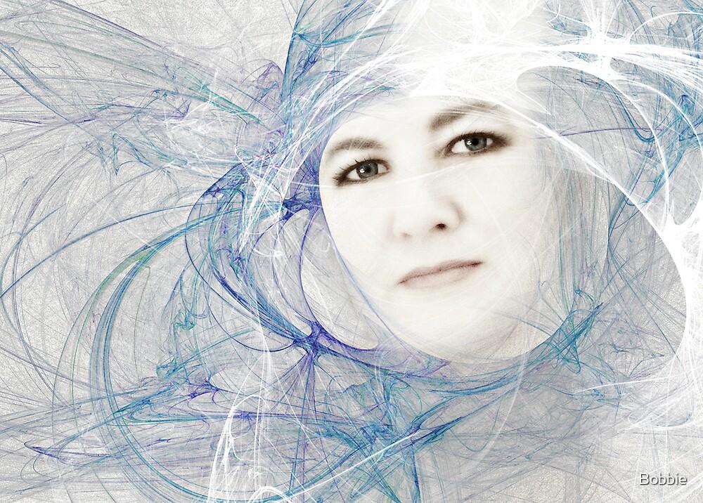 Winter Blue by Bobbie