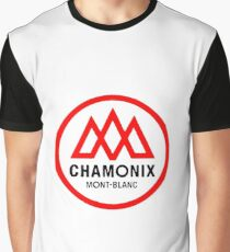 Chamonix Graphic T-Shirt