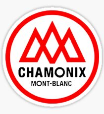Chamonix Sticker