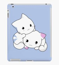 Kittens Playing iPad Case/Skin