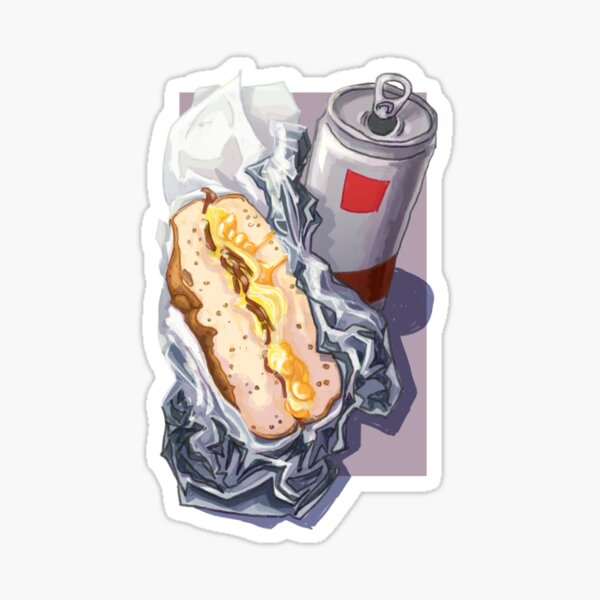 Bacon, Egg & Cheese Sticker