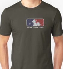 Major League Corgi Unisex T-Shirt