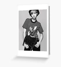 jeongyeon Greeting Card