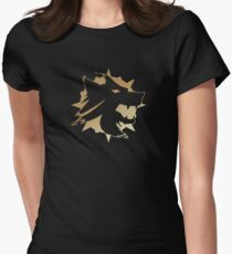 Masquerade Clan Variant: Gangrel antitribu Women's Fitted T-Shirt