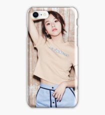 chaeyoung iPhone Case/Skin