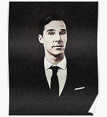 Beautiful Benedict Poster
