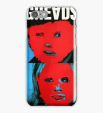 Remain in Talking heads iPhone Case/Skin