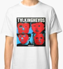 Remain in Talking heads Classic T-Shirt