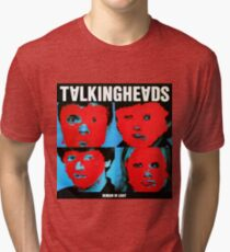 Remain in Talking heads Tri-blend T-Shirt