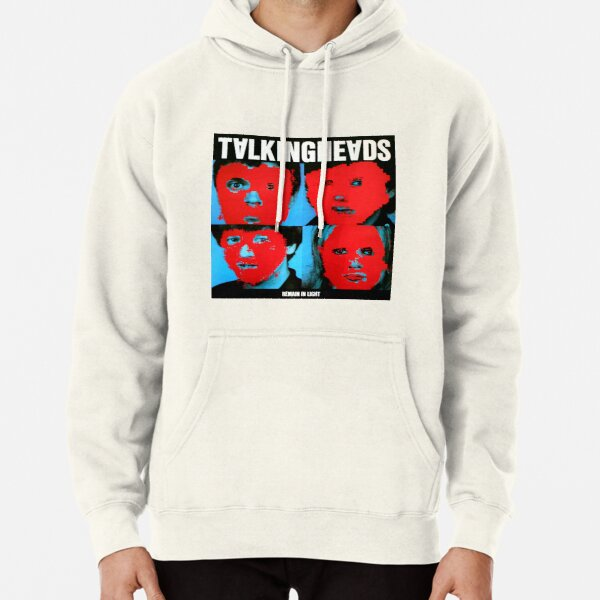 Remain in Talking heads Pullover Hoodie