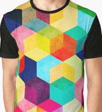 Hexa Graphic T-Shirt