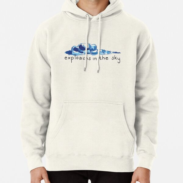 Explosions in the Sky Logo Pullover Hoodie