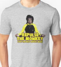 Repulse the Monkey Unisex T-Shirt