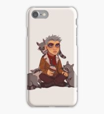 Rodney & Raccoons iPhone Case/Skin
