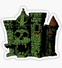 Eternian Fortress Sticker