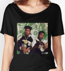 Eric B and Rakim - Paid in Full Women's Relaxed Fit T-Shirt