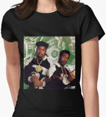 Eric B and Rakim - Paid in Full Women's Fitted T-Shirt