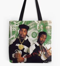 Eric B and Rakim - Paid in Full Tote Bag