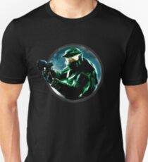 Halo - Combat Evolved (Oil Painting) Unisex T-Shirt