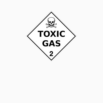 Toxic Gas by supertin
