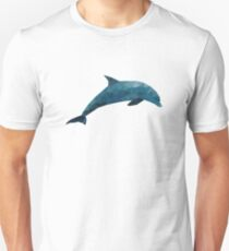 Low Poly Dolphin T-Shirt
