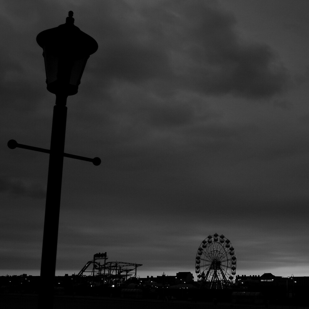 Night Falls by David Pearson