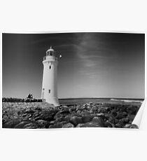 Lighthouse, Port Fairy Poster