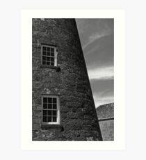 Carrington Mill, Oatlands Art Print