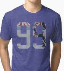 #99 - The Great One Tri-blend T-Shirt