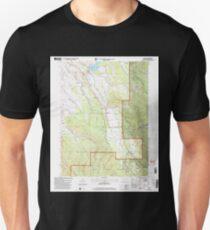 USGS TOPO Map Colorado CO Gould 233105 2000 24000 T-Shirt
