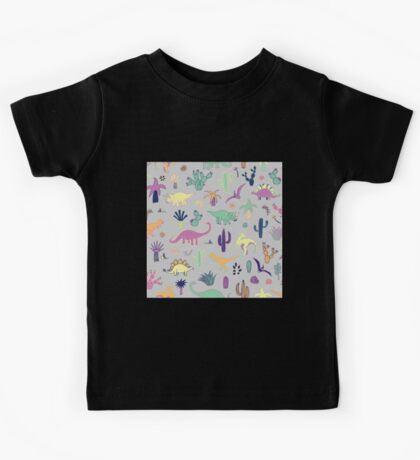 Dinosaur Desert Kids Clothes
