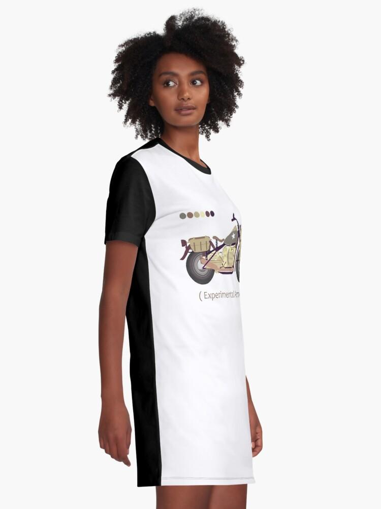 harley-davidson XA | Graphic T-Shirt Dress