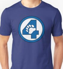 Beartastic Paw Unisex T-Shirt