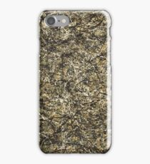Jackson Pollock. One: Number 31 iPhone Case/Skin