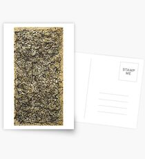 Jackson Pollock. One: Number 31 Postcards