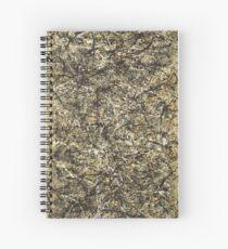 Jackson Pollock. One: Number 31 Spiral Notebook