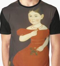 Ammi Phillips - Girl In A Red Dress Graphic T-Shirt