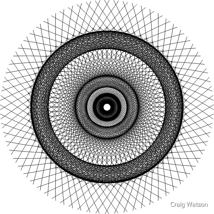 Spiked spokes by Craig Watson