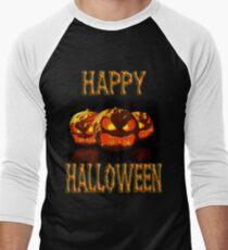 Happy Halloween Men's Baseball ¾ T-Shirt