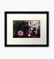 Ecology Breathing Framed Print