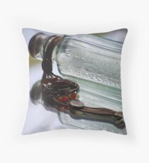 """Partys over..""........ Throw Pillow"